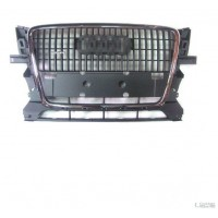 Bezel front grille AUDI Q5 2008 at CROM/black Lucana Bumper and accessories