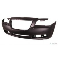 Front bumper Chrysler 300C 2011 onwards with holes sensors park Lucana Bumper and accessories