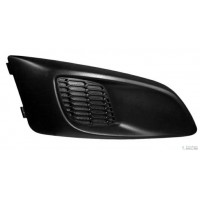 Right grille bumper Chevrolet Aveo 2011 to without hole Lucana Bumper and accessories