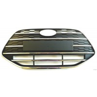 Bezel front grille for Hyundai i20 2014 onwards coupe Lucana Bumper and accessories