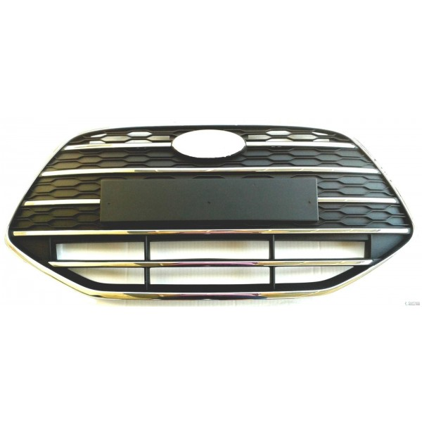 Bezel front grille for Hyundai i20 2014 onwards coupe Aftermarket Bumpers and accessories