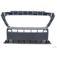 Front bumper central jumper duchy boxer 2014 onwards black Lucana Bumper and accessories