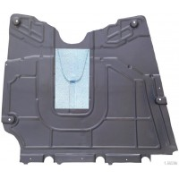 Carter protection lower engine Fiat Doblo 2009 onwards for Opel combo 2012 onwards Lucana Bumper and accessories