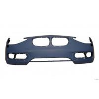 Front bumper bmw 1 series F20 F21 2011- PRE ARR.holes sensors + lavaf holes. sp Lucana Bumper and accessories
