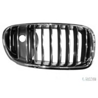 Mask grille right front bmw 5 series F10 F11 2010- with detect.Pedestrian Lucana Bumper and accessories