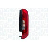 Lamp RH rear light for Fiat Doblo 2015 onwards rocking tailgate marelli Headlights and Lights