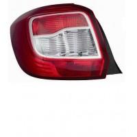 Tail light rear right Dacia Sandero 2013 onwards Lucana Headlights and Lights