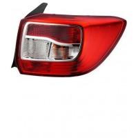 Lamp RH rear light for Dacia Logan 2013 onwards Lucana Headlights and Lights