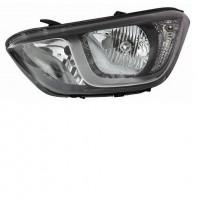Headlight right front hyundai i20 2012 onwards Lucana Headlights and Lights