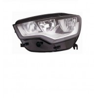 Headlight right front AUDI A6 2011 onwards halogen eco Lucana Headlights and Lights
