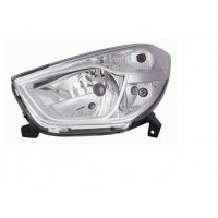 Headlight right front headlight for Dacia lodgy dokker 2012 onwards chrome parable Lucana Headlights and Lights