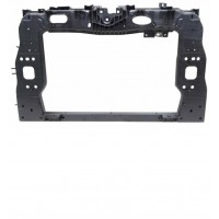 Frame front Fiat 500l 2012 onwards Lucana Plates and Frameworks