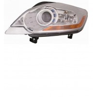 Headlight right front headlight for Ford Kuga 2008 onwards with lens Lucana Headlights and Lights
