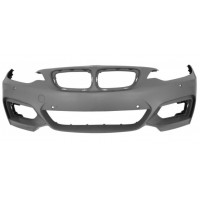 Front bumper BMW Series 2 F22/F23 2013 to mtech with holes sens Lucana Bumper and accessories
