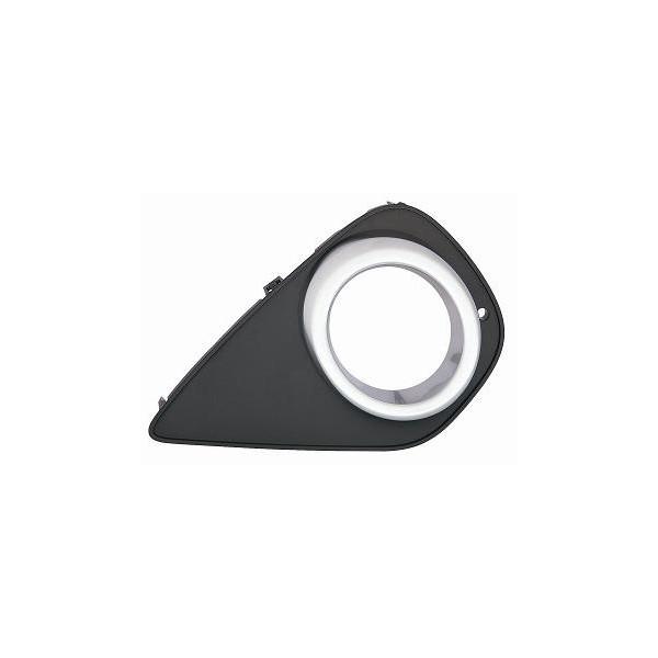 Griglia laterale anteriore destro per toyota yaris 2014 in poi 5p nera lucida Lucana Paraurti ed accessori