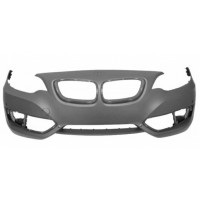 Front bumper BMW Series 2 F22 F23 2013 onwards with holes sensors Lucana Bumper and accessories