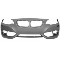 Front bumper BMW Series 2 F22 F23 2013 onwards m sport with headlight washer holes Lucana Bumper and accessories