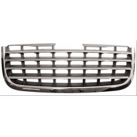 Bezel front grille Chrysler Voyager 2008 onwards Lucana Bumper and accessories