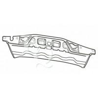 Traversa paraurti posteriore lancia ypsilon 2003 in poi EQ Lamiere ed Ossature