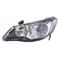 Headlight right front Honda Civic 2006 to the hybrid 4p Lucana Headlights and Lights
