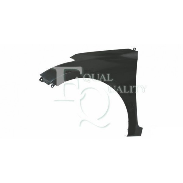 Right front fender for Hyundai i20 2014 onwards without hole arrow Aftermarket Plates