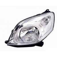Headlight right front nemo fiorino qubo bipper 2007 onwards Lucana Headlights and Lights