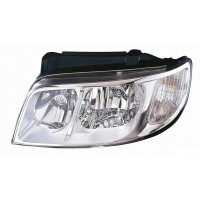 Headlight right front hyundai matrix 2006 onwards Lucana Headlights and Lights