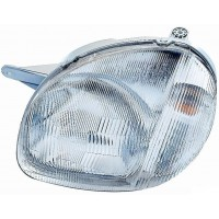 Headlight right front headlight for Hyundai Atos 1998 to 2003 atos first 1999 onwards Lucana Headlights and Lights