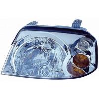 Headlight right front Hyundai Atos 2003 onwards Lucana Headlights and Lights
