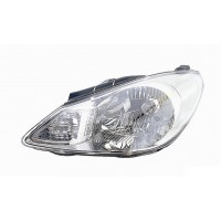 Headlight right front hyundai i10 2008 onwards Lucana Headlights and Lights