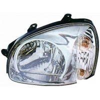 Headlight right front headlight for Hyundai santafe 2000 to 2006 Lucana Headlights and Lights