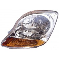 Headlight right front headlight Chevrolet Matiz 2005 to 2009 Lucana Headlights and Lights
