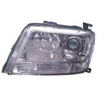 Headlight right front Suzuki Grand Vitara 2005 to 5p Lucana Headlights and Lights
