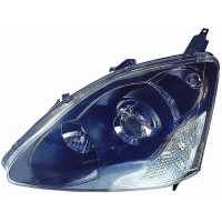 Headlight right front Honda Civic 2003 to 2006 type r c/lent Lucana Headlights and Lights