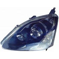 Projecteur phare avant droite pour honda Civic 2003 2006 type r c/lent