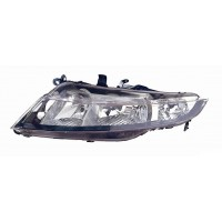 Headlight right front Honda Civic 2006 onwards Lucana Headlights and Lights