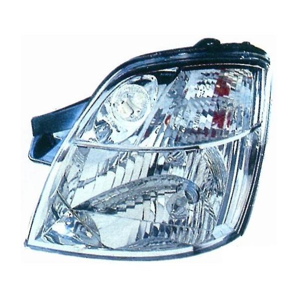 Faro luz proyector delantero derecha kia picanto 2004 a 2007 Lucana Faros y luz