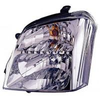 Faro luz proyector delantero derecha isuzu d-max 2002 en más