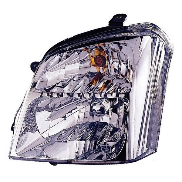 Faro luz proyector delantero derecha isuzu d-max 2002 en más Lucana Faros y luz