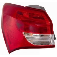 Tail light rear right Hyundai ix20 2010 onwards outside Lucana Headlights and Lights