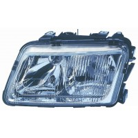 Headlight right front AUDI A3 1996 to 2000 s/Fog Lights Lucana Headlights and Lights