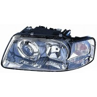 Headlight right front AUDI A3 2000 to 2003 Lucana Headlights and Lights