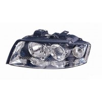 Headlight right front AUDI A4 2000 to 2004 xenon Lucana Headlights and Lights