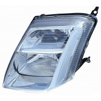 Headlight Headlamp Right Front Citroen C2 2003 onwards Lucana Headlights and Lights