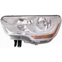 Headlight Headlamp Right Front Citroen C4 2010 onwards Lucana Headlights and Lights