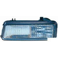 The front right fog light jumpy evasion 806 expert shield ulysse 1994 to 2005 Lucana Headlights and Lights