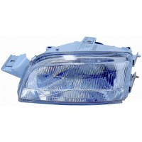 Headlight right front headlight for Fiat Punto 1993 to 1999 H4 Electrical Manual Lucana Headlights and Lights