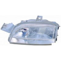 Headlight right front headlight for Fiat Punto 1993 to 1999 H1/H1 Lucana Headlights and Lights