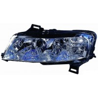 Headlight right front headlight for Fiat Stilo 2001 to 2006 3 doors Lucana Headlights and Lights