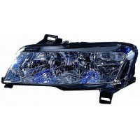 Headlight right front headlight for Fiat Stilo 2001 to 2006 5 doors Lucana Headlights and Lights